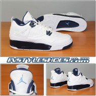 Air Jordan 4 GS Columbia Blue 408452-107