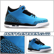 Air Jordan 3 GS Powder Blue 398614-406