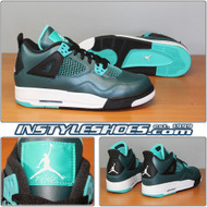 Air Jordan 4 GS Teal 705330-330