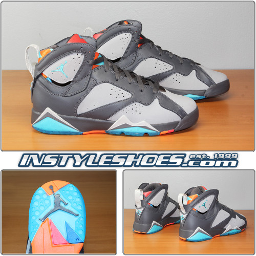 Best Gift Nike Air Jordan 7 Cheap sale Barcelona Days