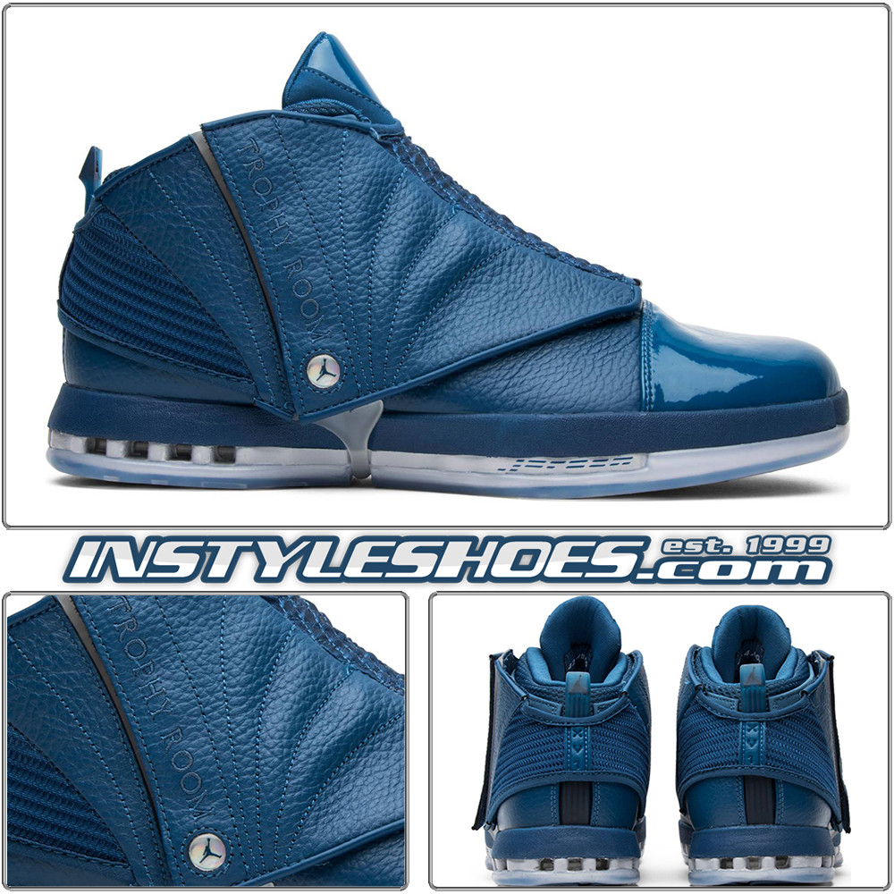 78fe4b89537832 ... top quality air jordan 16 trophy room french blue 854255 416 7e9fb 37887