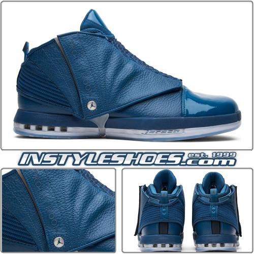 Air Jordan 16 Trophy Room French Blue 854255-416