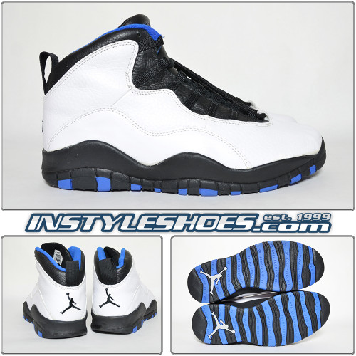 75ee828941991a ... Air Jordan X 10 Orlando 1995 OG 130209-105 ...