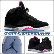 Air Jordan 5 GS Deadly Pink 440892-029