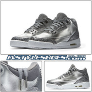 Air Jordan 3 GS Chrome AA1243-020