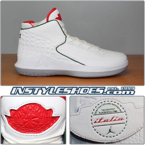 Air Jordan XXXII Italian Leather