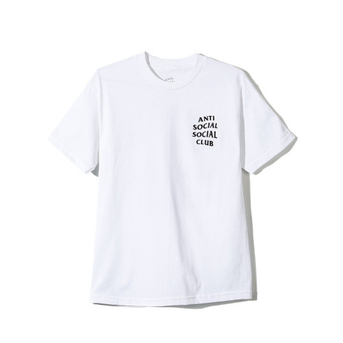 Anti Social Social Club Tee White
