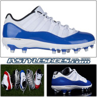 Air Jordan Retro 11 Low TD Cleats AO1560-107