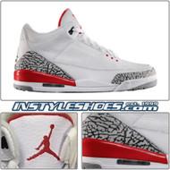 Air Jordan 3 GS Hall of Fame 398614-116