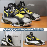 Counterkicks x Li-Ning Silver (3M) Yellow SMU