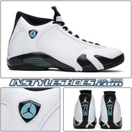 Air Jordan 14 Oxidized Green 487471-106