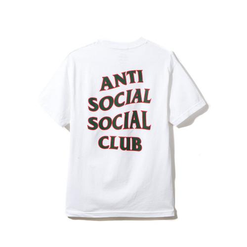 Anti Social Social Club Rodeo Dr White Tee