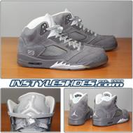 Air Jordan 5 Wolf Grey 136027-005