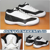 Air Jordan 11 Low IE White Black 306008-100