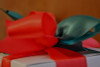 Our silky smooth satin ribbon is the perfect touch for your holiday gifts