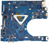 Dell Inspiron 17 5559 Laptop Motherboard 3D w/ Intel i7-6500U 2.5Ghz CPU