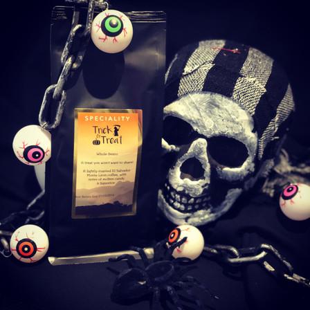 Trick of Treat - Halloween