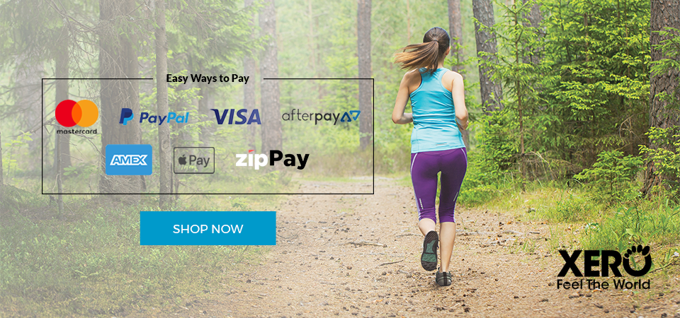 Xero Shoes Payment Methods