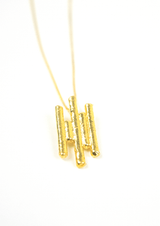 Democracy Pendant Necklace
