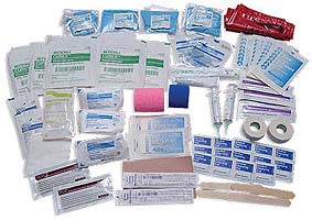 Marine 2000 Medical Kit Wound Care Module