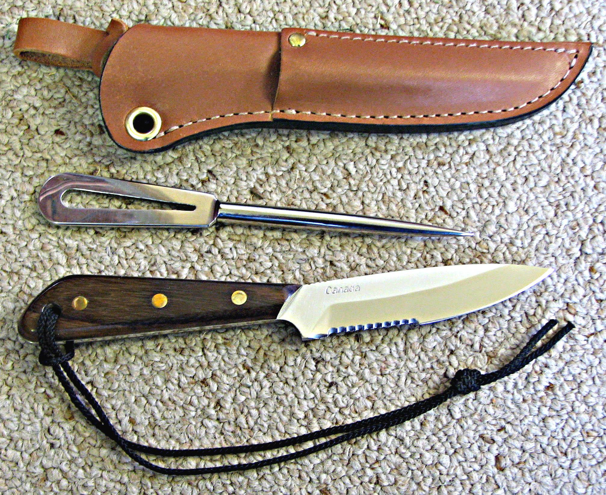 D H Russell Yachtsman Knife By Grohmann Knives Oceanmedix