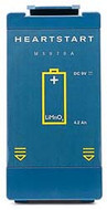 Philips HeartStart Long-Life (4-year) Lithium Ion Battery