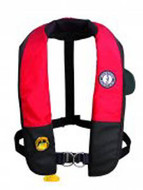 Mustang Deluxe Automatic Hydrostatic Inflatable PFD with Integral Harness