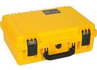 Pelican iM2300 Storm Case w/o foam - yellow