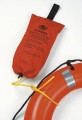 Datrex SOLAS Lifering 100' Throw Rope and Bag attached to lifering (lifering not included)