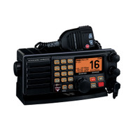 Standard Horizon Quantum GX5500S Fixed Mounted Marine VHF Radio - (black)