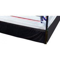 Boxing Ring Skirt Single Black Color