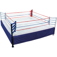 PROLAST CLASSIC ELEVATED BOXING RING
