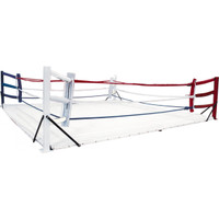 PROLAST DELUXE FLOOR BOXING RING