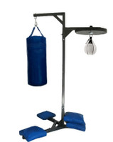PROLAST Professional Deluxe Double Stand Heavy Bag Combo Made in USA