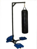 Heavy Bag Stand 7.5 ft tall 350lbs Capacity