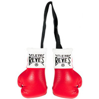 Cleto Reyes Miniature Pair of Boxing Gloves - Red