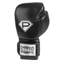 NEW! PROLAST® LIMITED EDITION LUXURY PROFESSIONAL VELCRO TRAINING GLOVES - (BLACK)