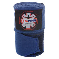 "NEW! PRO MMA® PERFECT STRETCH 180"" HAND WRAPS Blue Color"