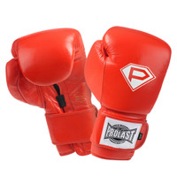 NEW! PROLAST® LIMITED EDITION Luxury Professional Velcro Training Gloves - (RED)