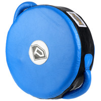 PROLAST® Round Punch Shield Blue / Black