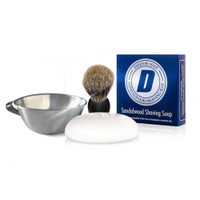 DEFENSE SOAP Shaving Kit