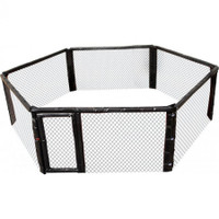 PRO MMA®  PROFESSIONAL TRAINING FLOOR CAGE