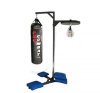 PRO COMBAT DOUBLE BAG STAND & BAG COMBO