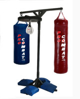 PRO COMBAT DELUXE BAG STAND & BAG COMBO