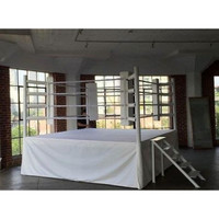PROLAST® CUSTOM BOXING RING MADE IN USA
