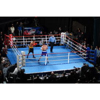 PRO FIGHTING ELEVATED BOXING RINGS