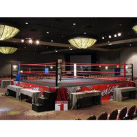PROFESSIONAL BOXING RING RENTAL