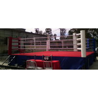 PROLAST® OFFICIAL BOXING RING - MADE IN USA - 16' x 16'
