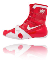 NIKE HYPERKO Boxing Shoes Red Color