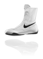 Nike Machomai Mid White Boxing Shoes